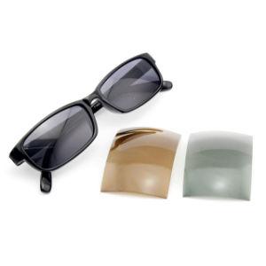 Promotion Designer Fashion Sport Sunglasses with Polarized Lens pictures & photos