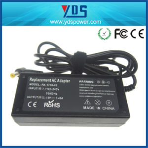 19V 3.42A 70W Switching Power Adapter for Asus pictures & photos