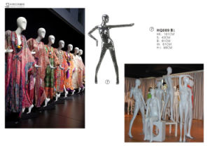 Good Design Cheap Price Fiberglass Female Mannequins, Window Display pictures & photos