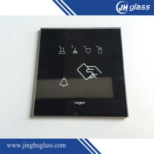 High Quality Silk Screen Touch Switch Glass Factory Supplier pictures & photos