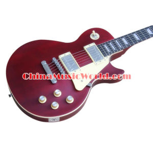 Afanti Music Lp Standard Electric Guitar (SDD-227) pictures & photos