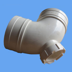 PVC-U Pipe Drainage with Asnzs Standard for Drain, Waste, Vent pictures & photos