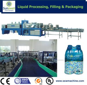 Hot Shrink PE Film Wrapping Machine pictures & photos