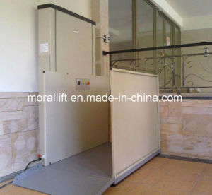 Hospital Disabled Access Stairs Wheelchair Lift Elevator pictures & photos