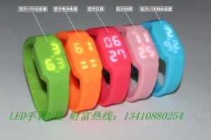2013 New High Quality LED Watch USB Flash Drive