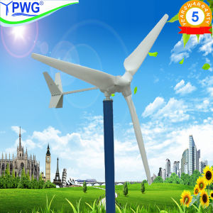 3kw Wind Turbine Generator for Home Use pictures & photos