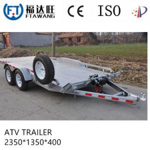 Heavy Galvanizing Semi Container Trailer Truck Dumper Semi Trailer pictures & photos