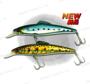 Top Garde Fishing Lure--Long Cast Minnow (HYT010) pictures & photos