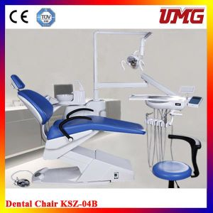 Dental Hygiene Equipment Dental Chair with Spare Parts pictures & photos