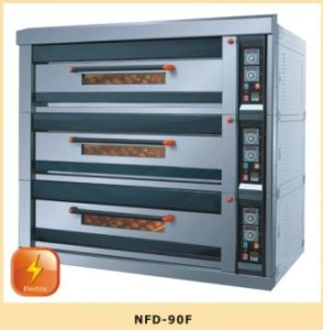 Standard/Economy/Luxurious Electric Deck Oven (YXD-20C) pictures & photos