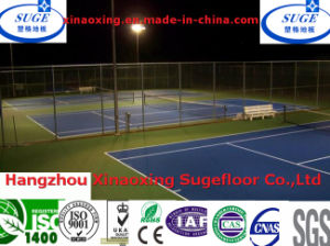 Very Professional Tennis Court Sport Flooring pictures & photos