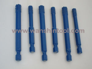 1/4′′ Hex Hole Saw Dry Diamond Drill Bits with Wax pictures & photos