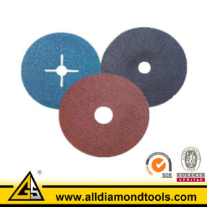 All Kinds of Fibre Disc Abrasive Tools pictures & photos