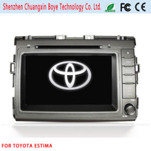 Car GPS Navigation for Toyota Estima