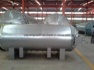 Electricity Steam Vulcanizing Boiler Vessel in 800X22000 pictures & photos