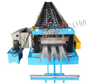 Yx153-840 Metal Deck Roll Forming Machine (new station) pictures & photos