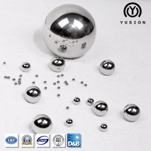 Yusion AISI 52100 Caster Wheel Bicycle Bearing Steel Ball pictures & photos