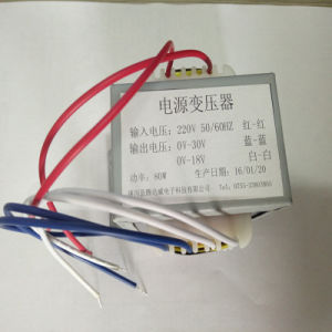 Ei-76 Core Low Volatge Transformer Silicon Steel Transformer