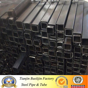 Black Hollow Section Steel Tubes and Pipes for Furniture Bed and Chair pictures & photos