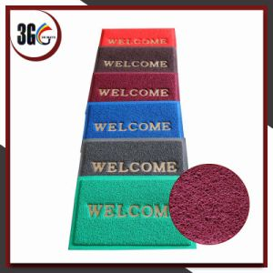 2017 Hot Selling PVC Welcome Door Mat pictures & photos