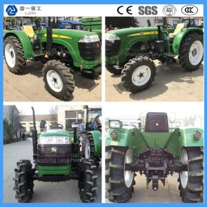 Factory Supply 4WD Farm/Mini/Diesel/Small Garden/Agricultural Tractor (40HP/48HP/55HP/70HP/125HP/135P/140HP/155HP) pictures & photos