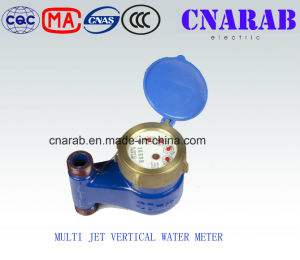 Multi Jet Vertical Water Meter pictures & photos