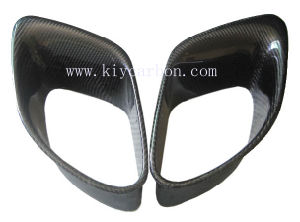 Carbon Fiber for Porsche Side Air Intakes pictures & photos