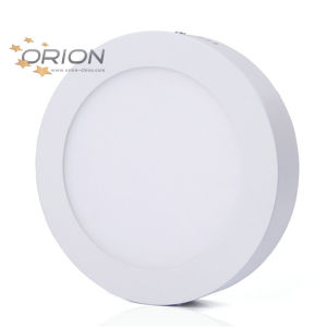 CE/RoHS Approval 6W, 12W, 18W, 24W Surface Mounted LED Panel Light pictures & photos