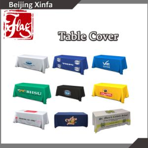 Customized Design Table Cover/Table Cloth/Desk Cloth pictures & photos