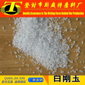 F36 Abrasives Sand Blasting White Fused Alumina Grit pictures & photos