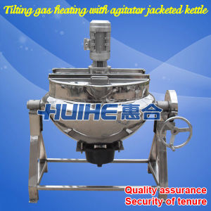 Stainless Steel Tank Tilting Home Appliance Pot for Food pictures & photos