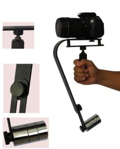 Camera DSLR Stabilizer Video DSLR Photo Studio Accessories for Compact DSLR Camera Video Camcorders Steadicam