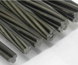 ACSR Conductor Core Galvanized Zinc Coated Steel Reinforced Core pictures & photos