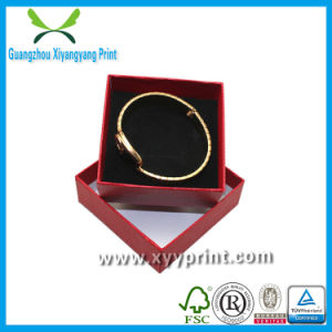 Factory Custom Made Cheap Recyclable Jewelry Paper Box Wholesale pictures & photos