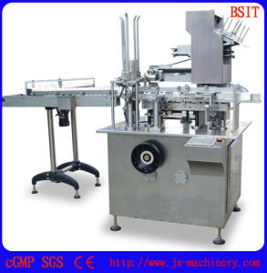 Automatic Box Packing Cartoning Machine for Blister Board pictures & photos