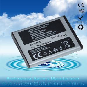 Mobile Phone Battery Ab55380du for Samsungi450/I458/W299/Z450/Z458