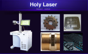 China Manufacturer Fiber Laser Marking Machine for Metals pictures & photos