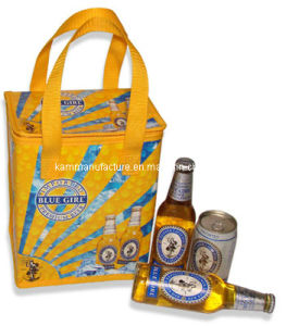 PP Laminated Cooler Bag (KM3287) pictures & photos