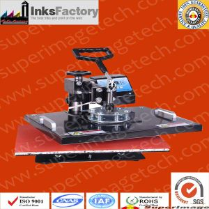 Head-Shaking High Pressure Heat Press Machine (SI-ZY-HT2506#) pictures & photos