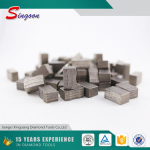 Diamond Segment of Block Cutting Blade pictures & photos