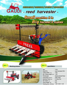 Reed Harvester (4GR-150) pictures & photos