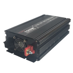 High Frequency 12V 220V Pure Sine Wave 1500W Power Inverter with Battery Charger pictures & photos