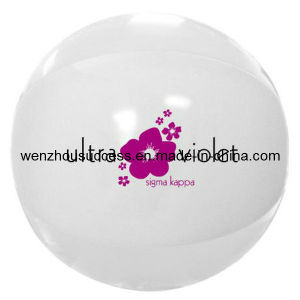 Customized Printed PVC Beach Ball Popping pictures & photos