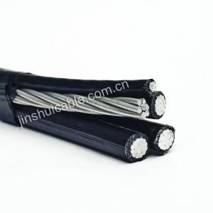 Low Voltage Copper/Aluminum Conductor PVC Sheath XLPE Cable pictures & photos