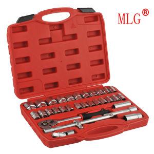 32PCS Socket Wrench Set of Matt Sleeve (MLG-2021)