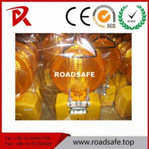 Roadsafe Road Safety LED Solar Strobe Warning Barricade Lights/Barricading Lamps pictures & photos