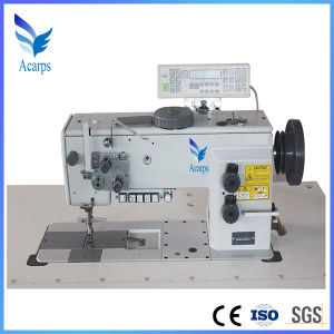 Single Needle Compound Feed Sewing Machine
