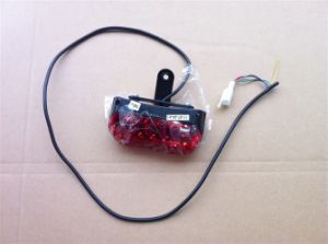 Electric Scooter Spare Part of 36V/48V Rear LED Light pictures & photos