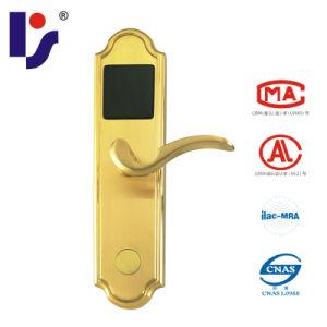 RF/Mifare 1 Card Smart Hotel Lock (RX318E-J-Bronze)