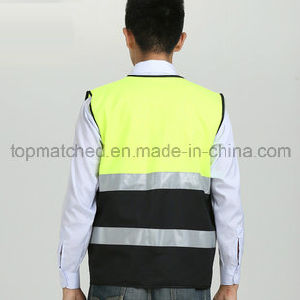 Lightweight Hi-Vis Elastic Reflective Running Vest for Outdoor Sport pictures & photos